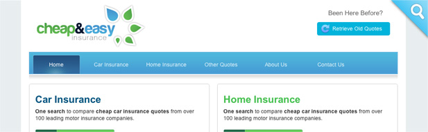 cheap easy car home insurance compare 3i media website design